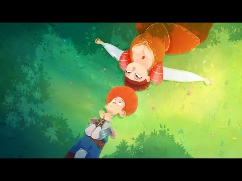 FOL'AMOR - Animation Short Film 2013 - GOBELINS