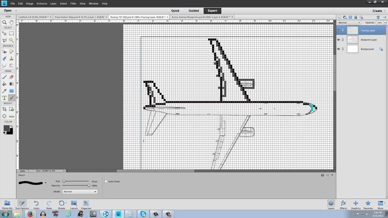 Minecraft airport tutorial part 2 youtube for Minecraft blueprint maker online
