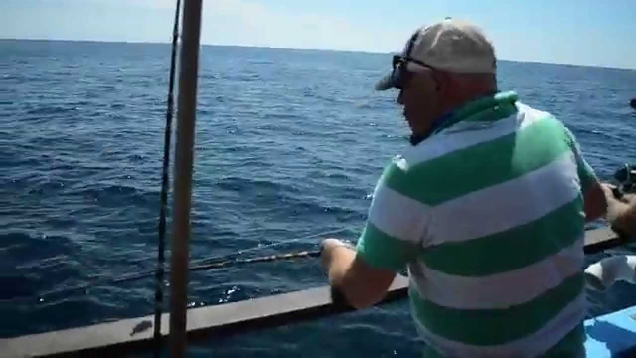 Al gauron deep sea fishing nh fishing with simon video for Al gauron fishing
