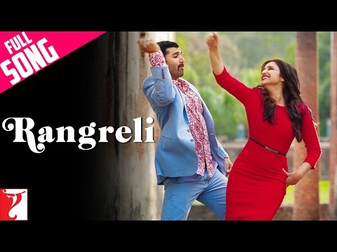 Rangreli - Full Song - Daawat-e-Ishq
