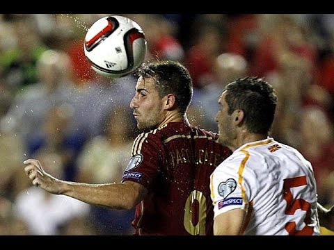 Paco Alcácer vs FYR Macedonia | Individual Highlights ᴴᴰ
