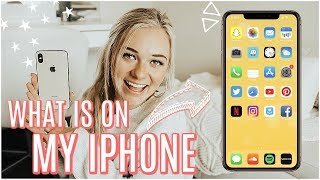 WHAT IS ON MY IPHONE XS MAX   Is It Worth The Money??