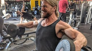 This Chest & Back Workout Will Change You | Buff Dudes Cutting Plan P3D6