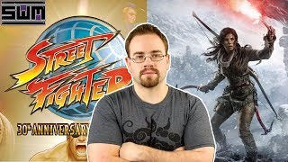 Interesting Switch Street Fighter Collection Feature Revealed And Tomb Raider Returns | News Wave!