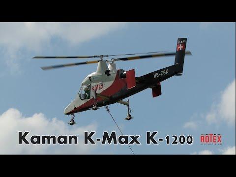 ROTEX Kaman K-Max K-1200 turbine powered