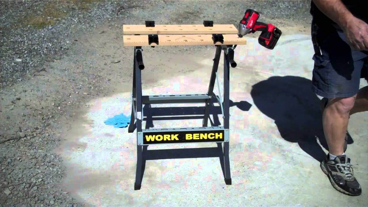 Woodworking Bench Vise Harbor Freight