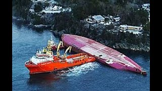 SMIT Salvage & Eide Marine Services - The Salvage of the M/V Rocknes