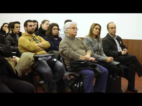 Academia Ubuntu - Lançamento 3ª edição - Porto 2015