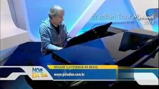 Richard Clayderman Ballade Pour Adeline Live 2014