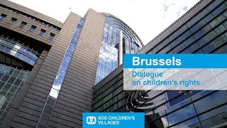 Brussels: Dialogues with policymakers on children's rights
