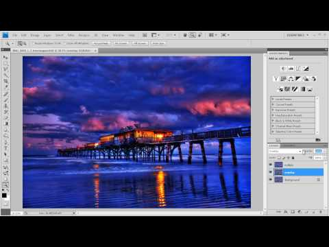 Enhancing HDR Photos in Photoshop with Topaz Adjust and Topaz DeNoise
