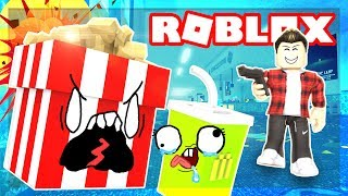 TURNING INTO FOOD!! ROBLOX PROP HUNT!
