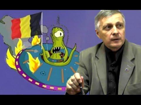НЛО будут сбиваться. Сигнал бельгийцам. Аналитика Валерия Пякина.