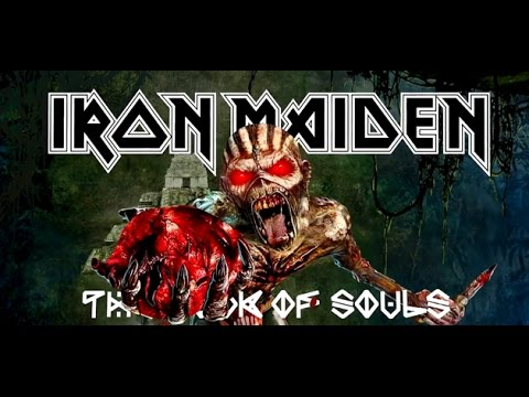 Iron Maiden - The Man Of Sorrows