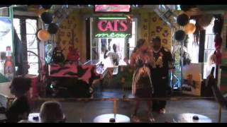 Winston & MC Tracy B @ Cats Meow Karaoke