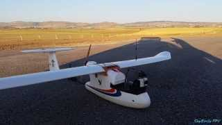 FPV pre-flight all checks 2 , launch , view osd full flight , and landing.
