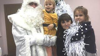 ВЛОГ Какое платье выбрать на Новый год ✯ Алина обиделась до слёз ✯ Праздник для детей VLOG