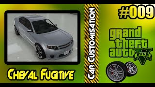 GTA V - Cheval Fugitive Car Customization + Offroad Test