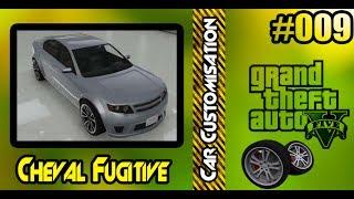 GTA V - Cheval Fugitive Car Customization + Offroad Test
