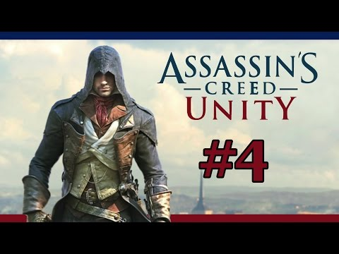 Assassin' s Creed Unity – Walkthrough 04 [ Séquence 2: Mémoire 1 ] Embastillé