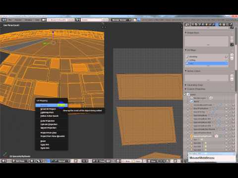 Blender Advanced Selection: Loose Geometry and Edge Length