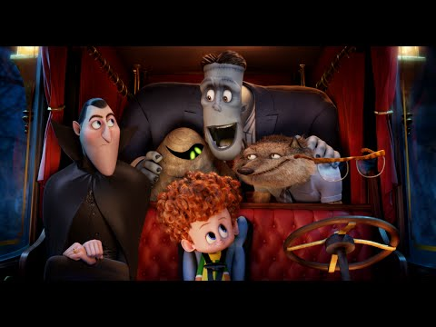 Hotel Transylvania 2 – Official UK Trailer – At Cinemas October 9
