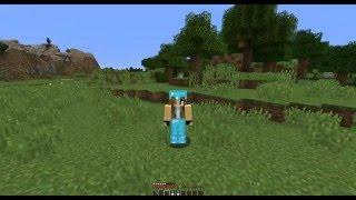 Как перестать летать в Minecraft