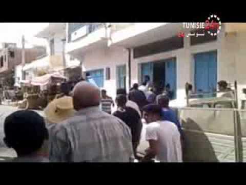 image vidéo أحداث تطاوين : خطير جدا.....زعمة أشكون لرمى المولوتوف ؟