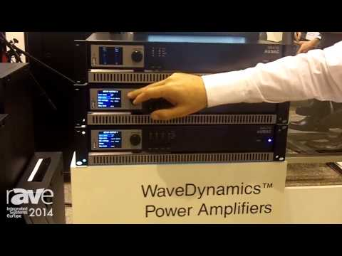 ISE 2014: Audac Unveils Its SMA and SMQ Amplifier Switches With WaveDynamics Technology