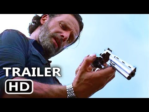 THE WALKING DEAD Season 8 TV Spots (2017) TV Show HD