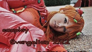 Evangelion 3.0 - Evangelion 2.22 Performance (WCS)@ Asuka & Shinji Evangelion movie 新世紀エヴァンゲリオン