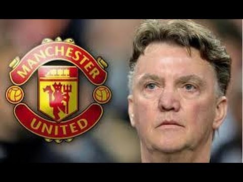 Louis Van Gaal -- Man Utd New Manager