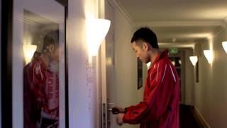 A day with World No. 1 - STIGA star Xu Xin