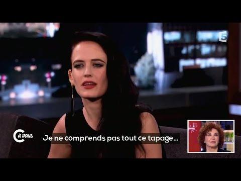 "Marlène Jobert, ""Eva Green's mother"" - C à vous - 07/11/2014"