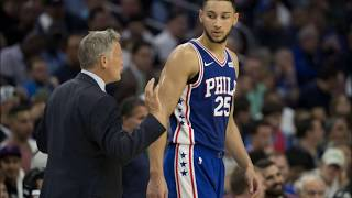 Marc Jackson talks Ben Simmons Triple Doubles, Brett Brown rotations, and more