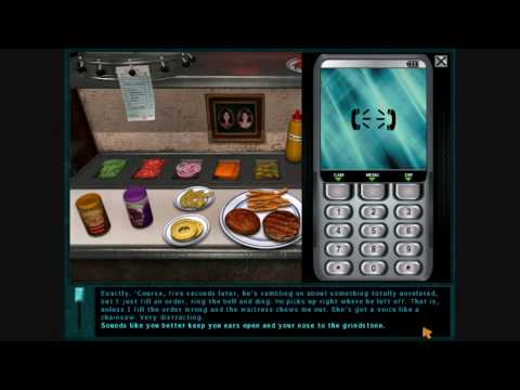 Nancy Drew: Last Train to Blue Moon Canyon (Part 13) - Short Order Cook