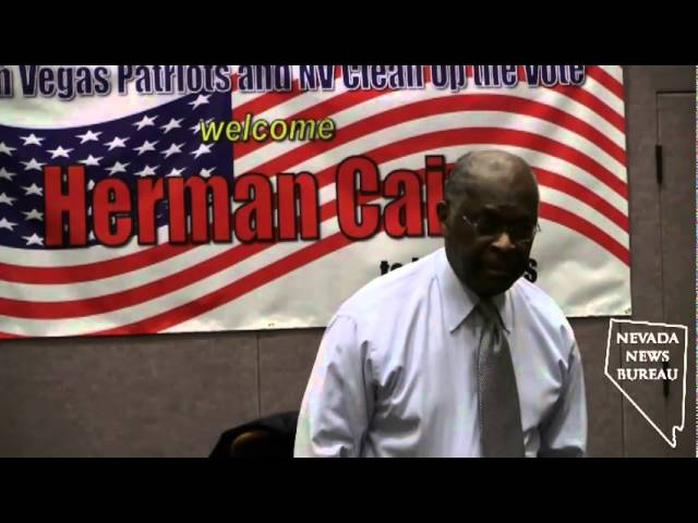 Herman Cain - Immigration