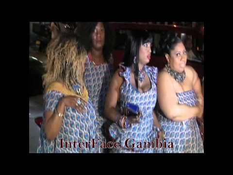 InterFace Gambia on Ben TV Friday 5th Dec 14 akk Bai Eli Touray with Luneh Funeh Show