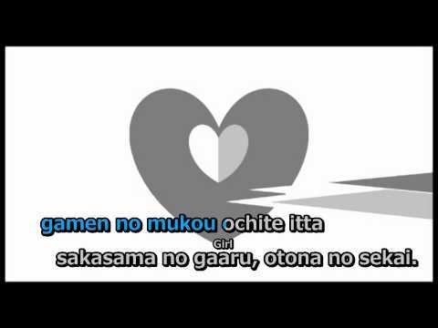 【karaoke】unhappy Refrain【on Vocal】 Wowaka video