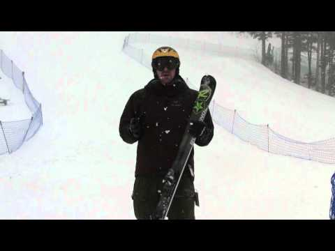 2012 Rossignol Experience 98 Ski Review