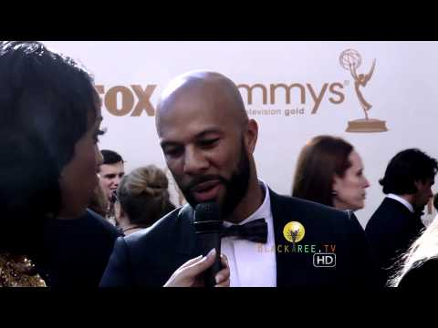 Common at the EMMYs
