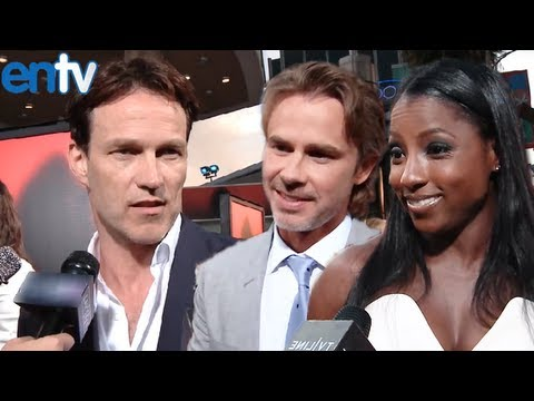 Stephen Moyer and the Cast of True Blood Talk Season 6