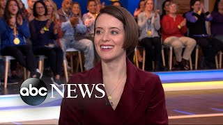Claire Foy opens up about 'Girl in the Spider's Web'