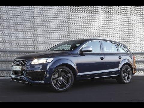 Audi Q7 - Тест-драйв