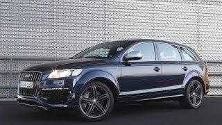 Audi Q7 - Первый тест