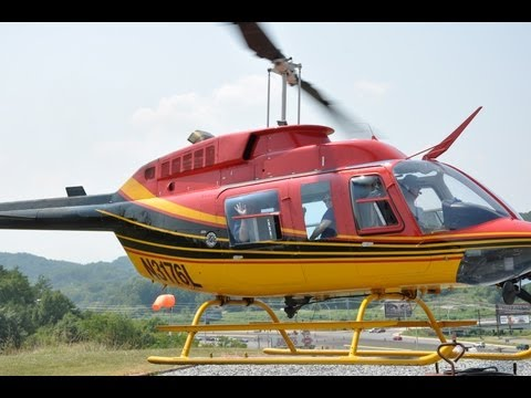 Smoky Mountains Helicopter Ride - Sevierville Tennessee
