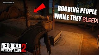 """HILARIOUS """"RED DEAD REDEMPTION 2"""" GAMEPLAY #8"""