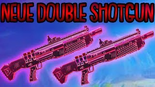 DOUBLE HEAVY SHOTGUN TRICK! | (Ultra stark) | Fortnite Battle Royale