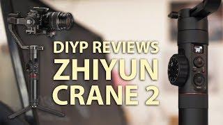 Zhiyun Crane 2 Review - The best DSLR gimbal we've seen