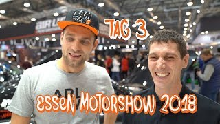 Essen Motorshow 2018 Tag 3 |  Aulitzky Tuning | Philipp Kaess